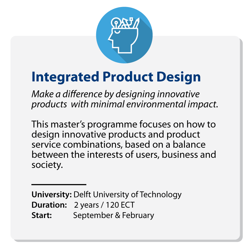 Intergrated Product Design TU Delft