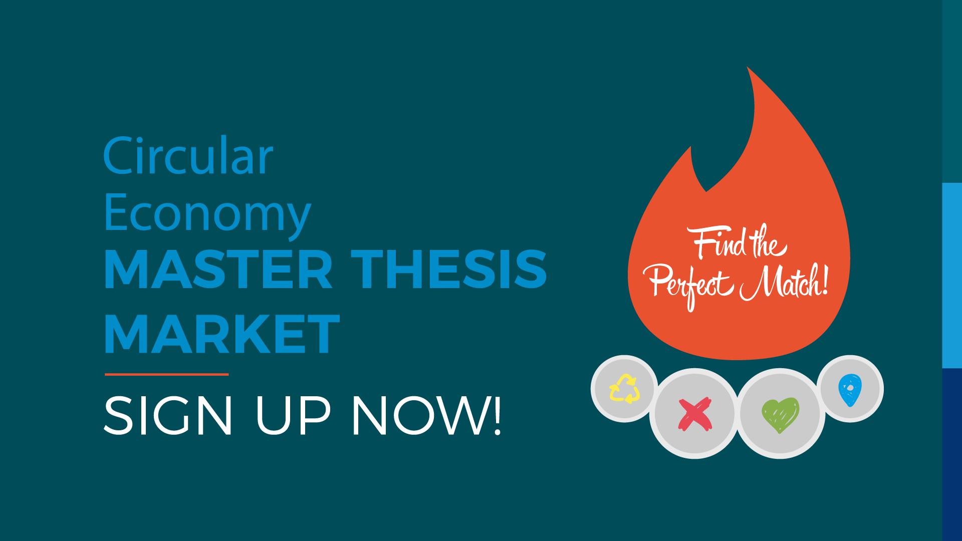 Master thesis theme marketing