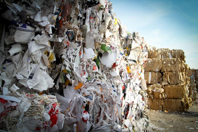 Waste Pile - Made by Bas Emmen. Source: Unsplash