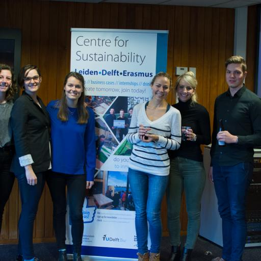 Part of Centre for Sustainability team & students community